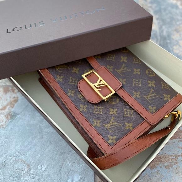 Louis Vuitton Handbags - Louis Vuitton Vintage Monogram Dauphine Bag